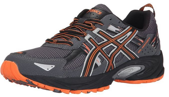 asics men gel venture 5 - best running shoes for elliptical