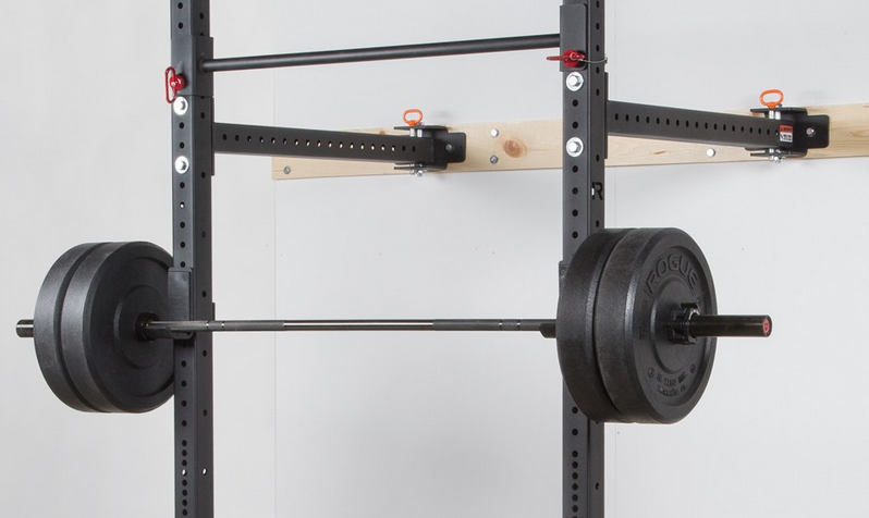 Space saving squat rack best for